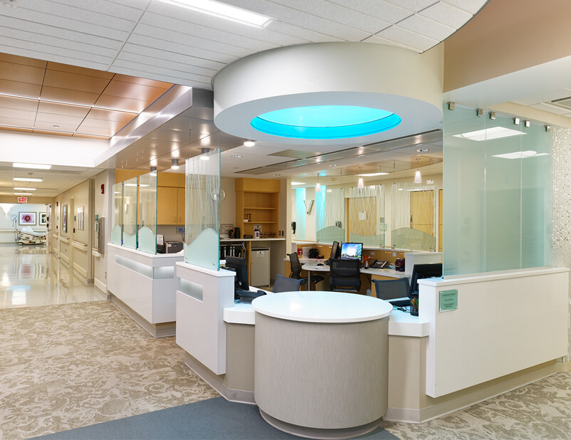 Using Glass to Promote Patient Comfort – The Firelands Medical Center Project Story
